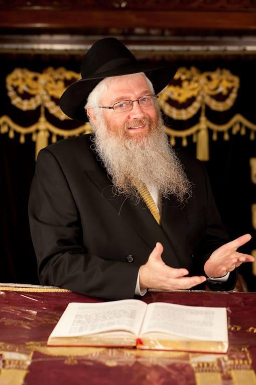 rabbi chaim mentz
