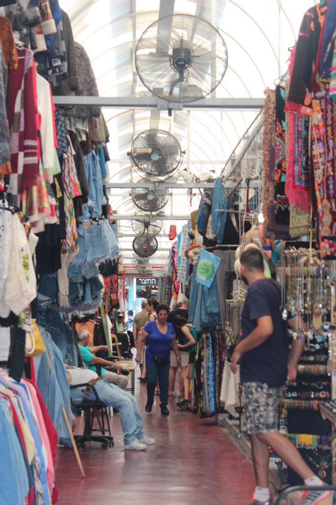 Flea Market, Tel Aviv