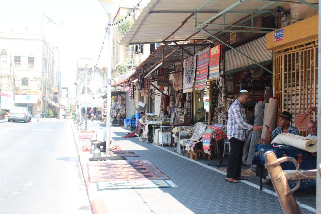 Flea Market, Israel